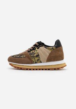 Liu Jo Jeans - Sneakers laag - brown