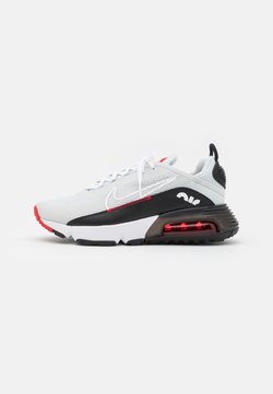 Nike Sportswear - AIR MAX 2090 UNISEX - Baskets basses - photon dust/white/black/university red
