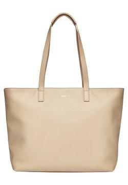 Knomo - MAYFAIR  - Shopping Bag - trench beige