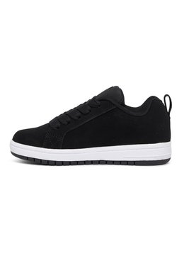 DC Shoes - Sneakers laag - black/white print