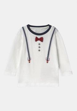 Name it - NBMRABOW - Pitkähihainen paita - snow white