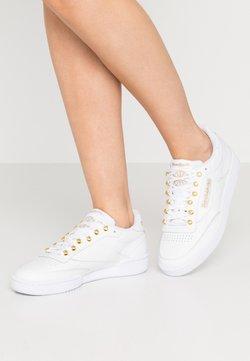 Reebok Classic - CLUB C 85 - Sneakersy niskie - white