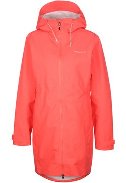 Didriksons - PARKA BEA 2 W - Parka - coral red