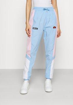 Ellesse - EULALIA TRACK PANT - Jogginghose - light blue