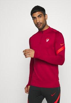 Nike Performance - TÜRKEI DRY TOP - Nationalmannschaft - red crush/habanero red