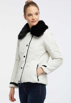 usha - Winterjacke - wool white