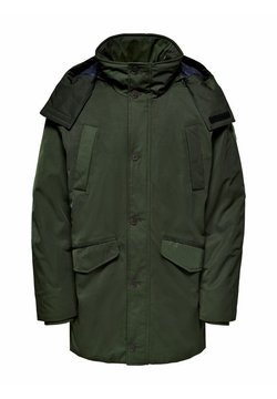 Only & Sons - FUNKTIONS - Parka - rosin