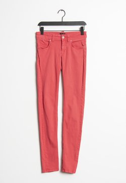 Marc O'Polo - Jeans Straight Leg - red