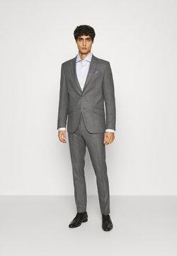 Bugatti - KARTE - Anzug - grey