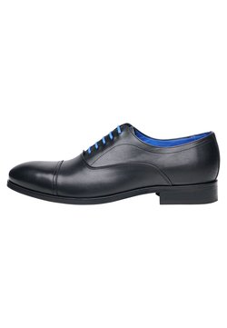 SHOEPASSION - NO. 5607 BL - Business-Schnürer - black