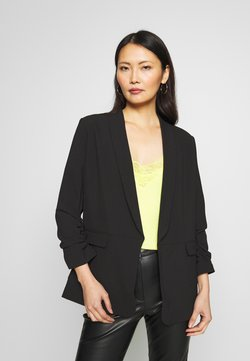 one more story - Manteau court - black