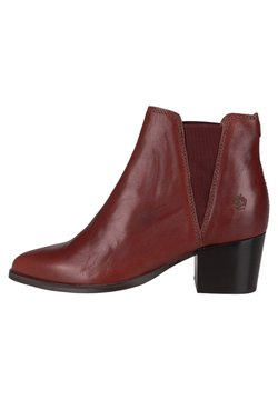 Apple of Eden - WALENSA - Ankle Boot - brick