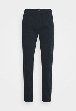 Lindbergh - CORD TROUSERS - Pantalones - navy