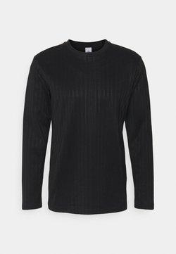 Won Hundred - TEDDY - Langarmshirt - black