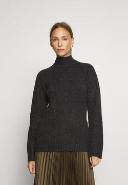 Anna Field - Jersey de punto - dark grey melange