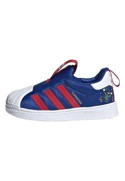 adidas Originals - SUPERSTAR 360 SHOES - Sneaker low - blue