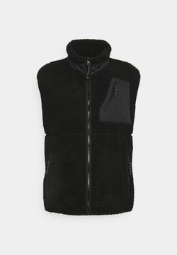 Noisy May - VEST - Smanicato - black