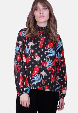 Traffic People - Bluse - black