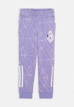 adidas Performance - PANT - Verryttelyhousut - light purple/white