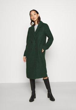 Monki - LOU COAT - Mantel - green