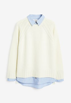 Next - Sweter - off-white