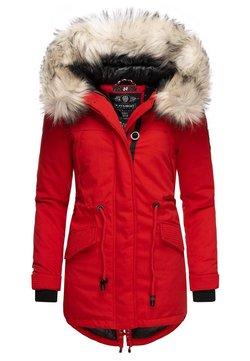 Navahoo - Wintermantel - red