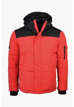Superdry - Winterjacke - high risk red