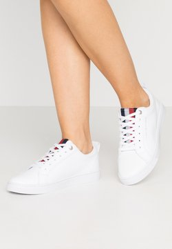 Tommy Hilfiger - CASUAL CORPORATE - Trainers - white