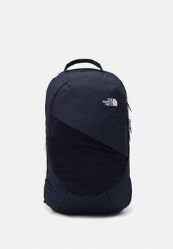 The North Face - WOMENS ISABELLA - Tagesrucksack - mottled dark blue/white