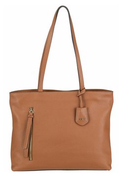Abro - JUNA  - Shopping Bag - cognac