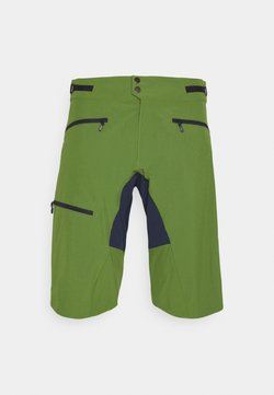 Norrøna - FJØRÅ FLEX1 MID WEIGHT SHORTS - kurze Sporthose - treetop/indigo night