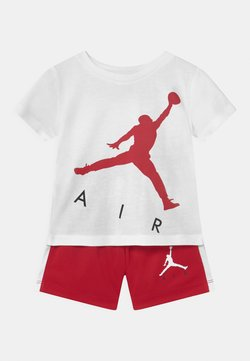 Jordan - JUMPING BIG AIR SET UNISEX - T-shirt print - gym red