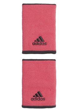 adidas Performance - TENNIS WRISTBAND LARGE - Svettebånd - pink
