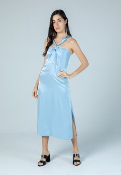 laagam - GLORIA  - Cocktailkleid/festliches Kleid - light blue