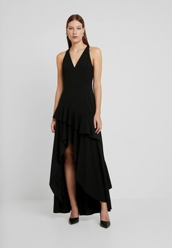 Adrianna Papell - RUFFLE GOWN - Robe de cocktail - black