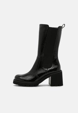 Paul Green - Boots - schwarz