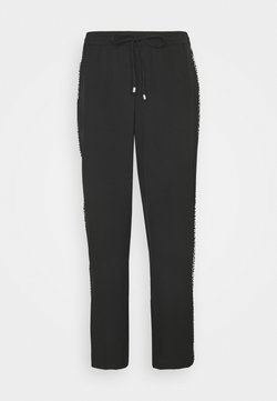 DKNY - PULL ON PANT - Trousers - black