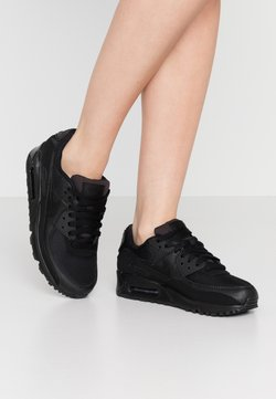 Nike Sportswear - AIR MAX 90 - Sneakers laag - black