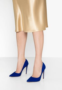 Steve Madden - DAISIE - High Heel Pumps - blue