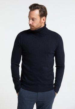 DreiMaster - Stickad tröja - marine