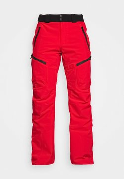 Toni Sailer - SPIKE - Pantalon de ski - flame red
