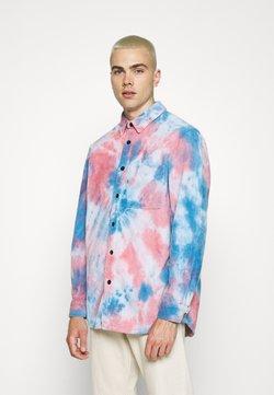 BDG Urban Outfitters - TIE DYE SHACKET - Kevyt takki - multi coloured