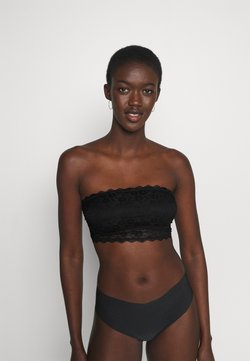 Gilly Hicks - CORE BANDEAU - Brassière - casual black
