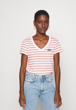 Esprit - CORE - T-Shirt print - coral