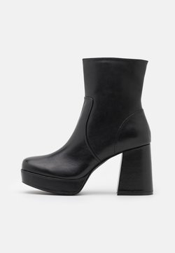 Jonak - High Heel Stiefelette - noir