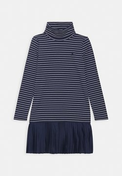 Polo Ralph Lauren - TURTLENECK DRESSES - Jerseykleid - french navy