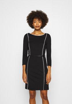 Anna Field - Shift dress - off-white/black
