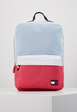 Tommy Hilfiger - KIDS SQUARE BACKPACK CB - Reppu - multi