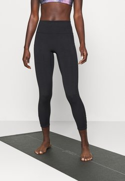 Free People - REJUVENATE YOURE A PEACH - Tights - black