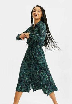 WE Fashion - Vestido camisero - all-over print